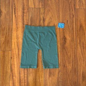 Free People bike shorts: XS/S/NWT